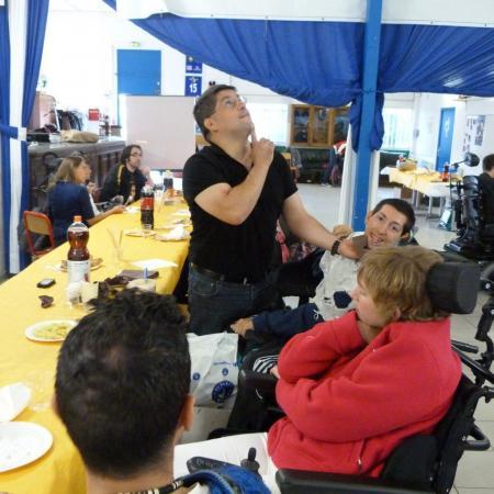 Rencontre Adhérents Bénévoles le 9 juin 2012