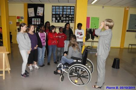 Sensibilisation Epinay-sous-Sénart le 5 octobre 2011