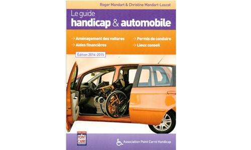 HANDICAP & AUTOMOBILE, UN NOUVEAU GUIDE